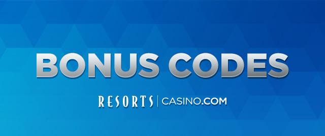 resorts online casino promo code