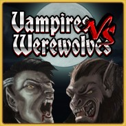 Vampire vs Werewolves Online Slot