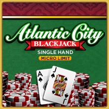 Blackjack - Atlantic City Singlehand Micro Limit | Resorts Casino