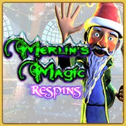 Merlin's Magic Respins Christmas Slots