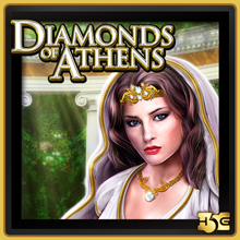 Diamonds of Athens Online Slot