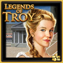 Legends of Troy Online Slots
