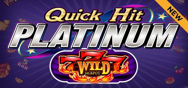Quick Hit Platinum Cheats
