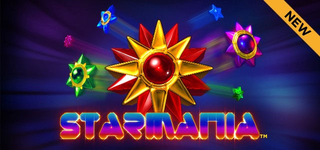 Starmania slot - reach the stars at Casumo