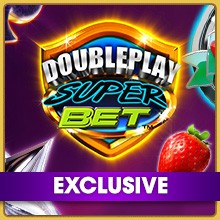 Double Play SuperBet Slots