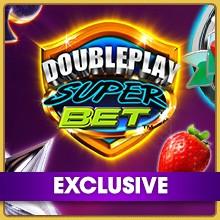 Double Play SuperBet Slots