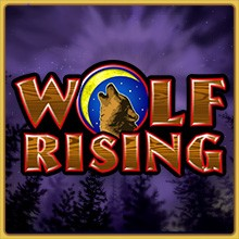 Wolf Rising Online Slots